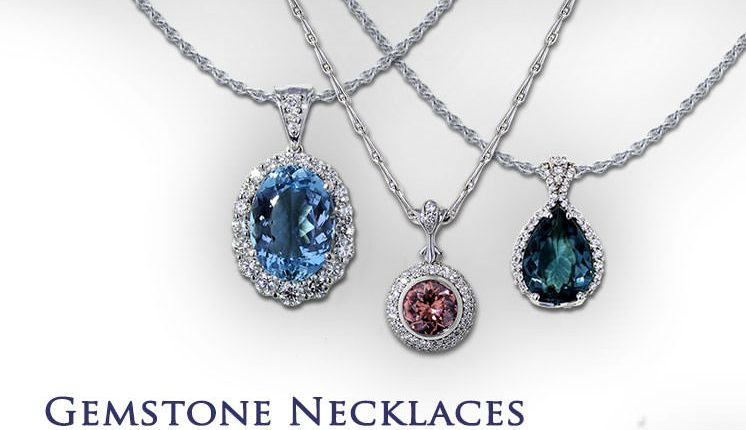 Gemstone Necklaces