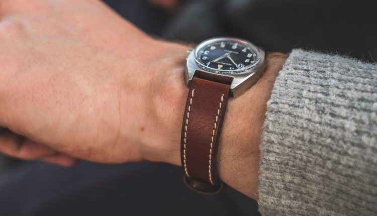 best leather strap for your watch